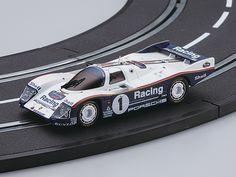 Kyosho Porsche 962C (Rothmans) | 1/43 Slot Car Racer