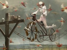 """Dreams"" by Eugenio Recuenco"