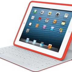 This case protects your tablet from scratches and liquid spills.