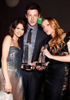 Cory & Selena:) - Cory Monteith Photo (23163152) - Fanpop
