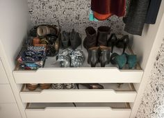 Shoe drawer - Cobble-Hill-duplex-by-Oliver-Freundlich-closet-detail-Remodelista