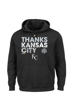 KC Royals Mens Black 2015 World Series Champs Parade Hoodie http://www.rallyhouse.com/Kansas-City-Royals-Black-World-Series-Parade-Hood?utm_source=pinterest&utm_medium=social&utm_campaign=151101WORLDSERIES-KCRoyals $60.00