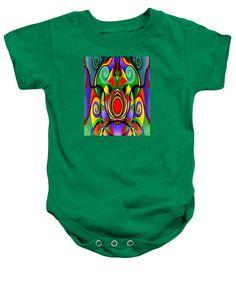 Baby Onesie - Mandala 9701