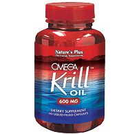Nature's Plus Omega Krill Oil Nature's Plus Products Nature's Plus Omega Krill Oil 600 MG Liquid 60 Capsules, Discover the Amazing Benefits of Nature's Plus
