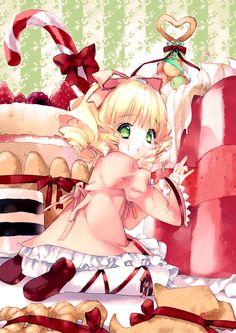 Hinaichigo - Rozen maiden by 4189.deviantart.com on @deviantART