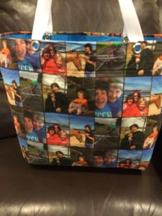 Ducktape Photo Fabric Memory AnyThang Bag