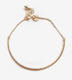 Arc Demi Bangle by Pliers & String Jewelry Atelier on Scoutmob