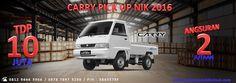 Promo Suzuki Carry Pick Up Bekasi Awal Tahun 2017 NIK 2016