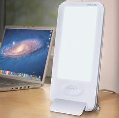 (33) Fancy - Desktop Light Therapy Lamp