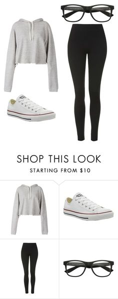 """Outfit Idea by Polyvore Remix"" by polyvore-remix ❤ liked on Polyvore featuring Faith Connexion, Converse, Topshop, women's clothing, women's fashion, women, female, woman, misses and juniors"
