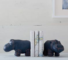 Monique Lhuillier Bookends, Hippo