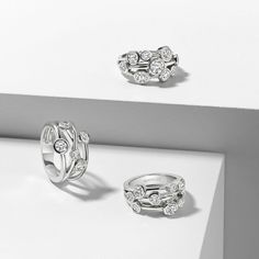 Boodles Raindance rings