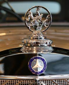 1948 pontiac indian head hood ornament mascot emblem 17 5 for Mercedes benz hood ornament