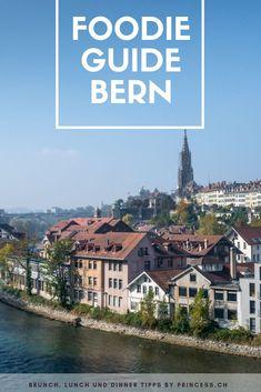 Foodie Tipps für die Schweizer Hauptstadt: Brunch, Lunch und Dinner in Bern. Restaurant-Tipps Brunch, Café Bar, Restaurant, International Recipes, All Over The World, Switzerland, Explore, Mansions, House Styles