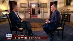 Bill O'Reilly interviews President Obama before the Super Bowl… More interesting gameplay than the football…lol
