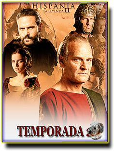 Hispania La Leyenda (Hispania The Legend, spanish serie)