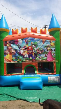 Evelyns Jumpers - Jolly Jumpers, Party Rentals, Jumpers For Rent