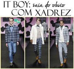 It boy: Xadrez