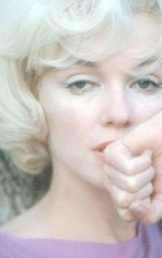 """""""Fame has a special burden."""" ~Marilyn Monroe (her last interview)"""