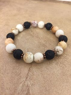 A personal favorite from my Etsy shop https://www.etsy.com/listing/532983771/diffuser-bracelet