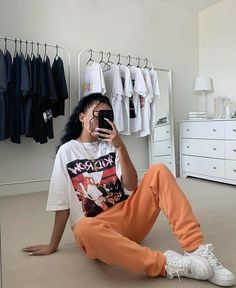 Sporty Outfits, Retro Outfits, Cute Casual Outfits, New Outfits, Fashion Outfits, Nike Fashion, Women's Casual, Fashion Women, Fashion Shoes
