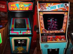 Donkey Kong, Arcade