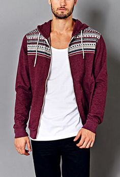 GIFT IDEA: Forever 21 Voyager Hoodie  $27.80