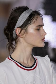 Inspiration Mode  Moncler Gamme Rouge Spring 2018