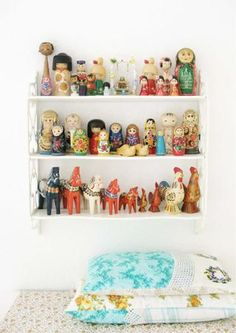 I will have a collection of Russian dolls like this one day!