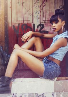 Denim urban fashion shoot by Paul Matthew Photography on 500px