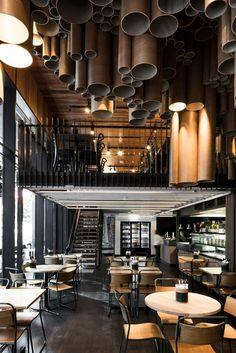 Grilld, Melbourne, 2014 - Technē Architecture + Interior Design