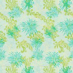 b74581b6fb4b08 Lilly Pulitzer for Lee Jofa Kravet Fabric Pattern: Bimini 201110-153 Color:  Aquamarine