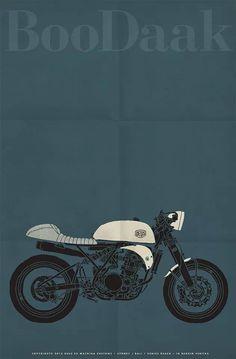 Deus Racer  Corb Motorcycles