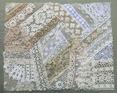 how to do crazy patchwork Crazy Quilt Stitches, Crazy Quilt Blocks, Crazy Quilting, Wedding Dress Quilt, Doily Art, Pillowcase Pattern, Linens And Lace, Patchwork Bags, Quilted Wall Hangings