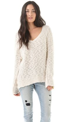 Free People Songbird Pullover - How comes everything doesn't come with raglan sleeves?