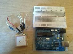 Picture of Connecting GPS-module to Arduino