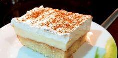 Σούπερ απολαυστικό βυζαντινό Lemon Cheesecake, Vanilla Cake, Tiramisu, Health, Ethnic Recipes, Desserts, Food, Gym, Lime Cheesecake