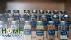 How to Make a Tiered Spice Rack Without Using Any Tools | Home Made Simp...