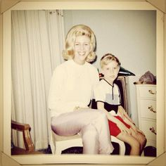 To all you loving, dedicated and fiercely chic mothers out there... Happy #MothersDay!