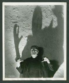 beautyandterrordance:  Glenn Strange as the Monster, from House of Dracula.