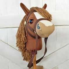Stick Horse Sewing Pattern and Tutorial Rustic Horseshoe's Mustang Collection Stick Horse Hobby Horse Pattern Mustang, Stick Horses, Horse Pattern, Hobby Horse, Ride On Toys, Creative Play, Pdf Sewing Patterns, Hobbies And Crafts, Digital Pattern