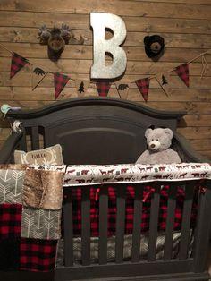 Bear Moose Camp Gray Arrow Fawn Minky and Red Black Check Bear Moose Camp Crib Bedding Custom Boy Crib Bedding &; Bear Moose Camp Gray Arrow Fawn Minky and Red Black Check Bear Moose Camp Crib […]