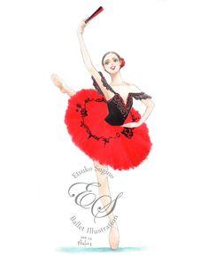 Ballerina Art, Ballet Art, Ballet Dance, Ballet Illustration, Dancer Drawing, Ballet Drawings, Ballet Fashion, Dance Poses, Ballet Costumes