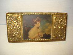 Antique Vintage Florentine Italian Gold by PastPossessionsOnly, $39.95