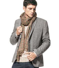 Tweed Blazer - $49.95 CA at H and M