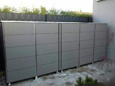 Modular Mülltonnenbox