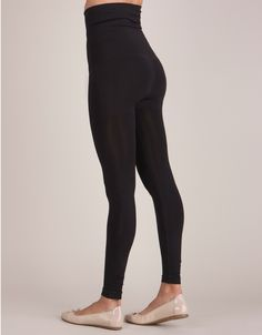 a65791284a7 Black Postpartum Leggings. Maternity TightsNew ...