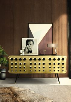 Iconic Design Pieces: Best Luxury Sideboards 2014