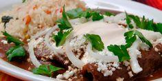 Receta Enchiladas con camarones | Los Sabores de México y el mundo