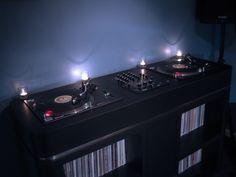 DIY: Custom Home/Studio DJ Console